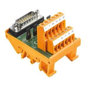 Интерфейс RS винтовой RS/RS/4AIO/DP/M258/SD/S