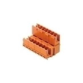 Штырьковый соединитель (бок открыт) 5.08 mm SLAD/4/180/3.2SN/OR