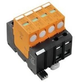 Разрядник для защиты от перенапряжения VPU/II/4/R/400V/40KA