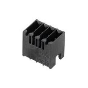 Штырьковый соединитель (бок закрыт) 3.50 mm S2C/SMT/3.50/22/180G/1.5SN/BK/RL