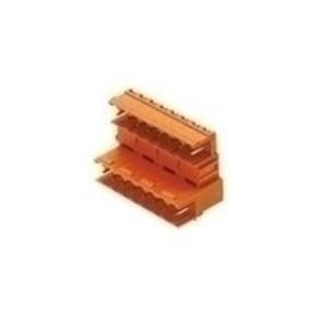 Штырьковый соединитель (бок открыт) 5.08 mm SLAD/32/90/3.2SN/OR