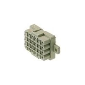розеточная колодка (соединение tht под пайку) прямоугольные клеммы - rsv-серия RSV1,6/LBF6/GR/3,2/SN
