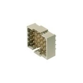 Штырьковый соединитель (бок закрыт) прямоугольные клеммы - rsv-серия RSV1,6/LS18/GR/3,2/SN