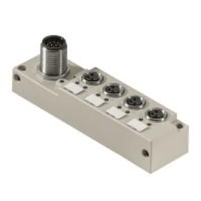 Концентратор M8 SAI (пассивный распределитель) SAI/4/S12/M8/L/1/1