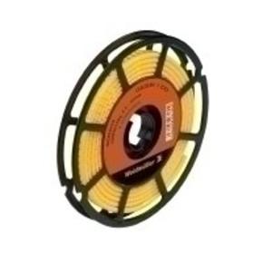 Маркировка кабеля CableLine 10-317мм (4x11.3мм, желтый) CLI/M/2/4/GE/SW/1/CD