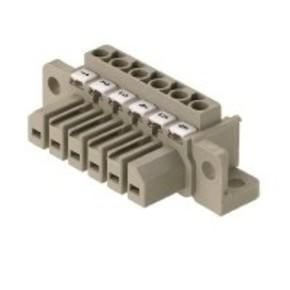 розеточная колодка (розетка) силовой stv STV/S/8/LB90