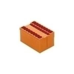 Штырьковый соединитель (бок закрыт) 5.00 mm SLD/5.00/40/180G/3.2SN/OR/BX
