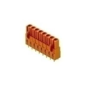 розеточная колодка (бок закрыт) 5.08 mm BLL/5.08/16/180/3.2/SN/OR/BX