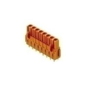 розеточная колодка «ласточкин хвост» 5.08 mm BLL/5.08/04/180B/3.2SN/OR/BX