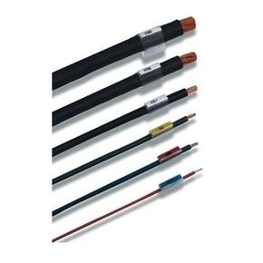 Прозрачная гильза TM 2/12 HF/HB 12 × 6,4 мм, полиэтилен НП, диаметр 2,5–4 мм