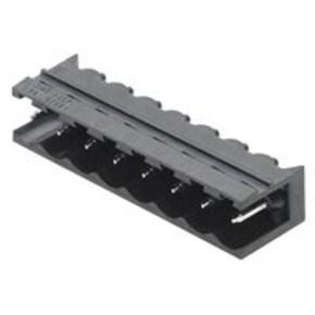 Штырьковый соединитель (бок открыт) 5.08 mm SL/SMT/5.08HC/06/90/1.5SN/BK/RL