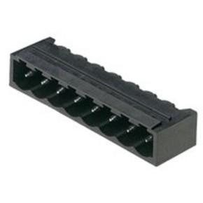 Штекерный соединитель печатной платы SL SMT 5.08HC 07 90G 1.5SN BK RL