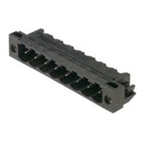 Штырьковый соединитель (фланец под пайку) 5.08 mm SL/SMT/5.08HC/03/90LF/1.5SN/BK/RL