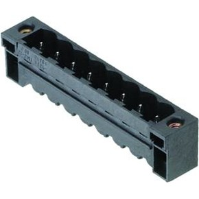 Штырьковый соединитель (фланец под пайку) 5.08 mm SL/SMT/5.08HC/06/180LF/1.5SN/BK/RL
