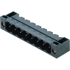 Штырьковый соединитель (фланец под пайку) 5.08 mm SL/SMT/5.08HC/09/90LF/3.2SN/BK/BX