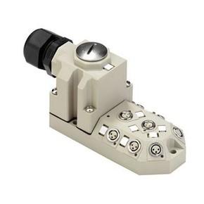Концентратор M8 SAI (пассивный распределитель) SAI/4/M/3P/M8
