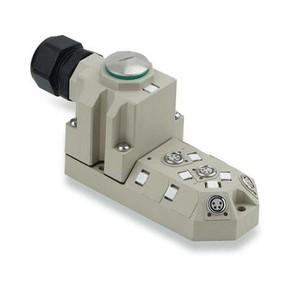 Концентратор M8 SAI (пассивный распределитель) SAI/8/M/4P/M8