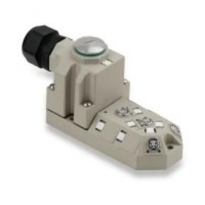 Концентратор M8 SAI (пассивный распределитель) SAI/4/M/4P/M8