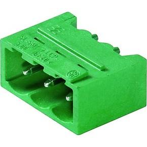 Штырьковый соединитель (бок закрыт) 5.00 mm SL/SMT/5.00HC/06/90G/1.5SN/BK/BX
