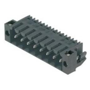 Штырьковый соединитель (фланец под пайку) 3.50 mm SL/SMT/3.50/12/90LF/3.2SN/BK/BX