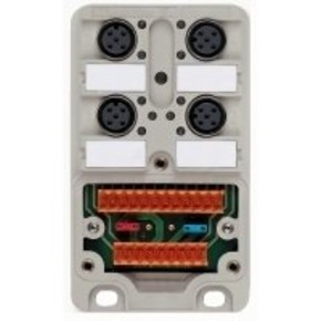 Концентратор M12 сигналов пассивный распределитель (Нет) SAI/4/M/5P/M12/1/1/UT