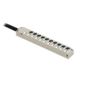 Концентратор M8 SAI (пассивный распределитель) SAI/10/F/3P/M8/L/5M