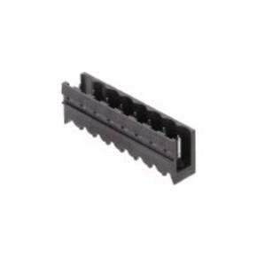 Штырьковый соединитель (бок открыт) 5.08 mm SL/SMT/5.08HC/02/180/3.2SN/BK/BX