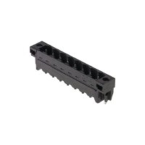 Штырьковый соединитель (фланец под пайку) 5.08 mm SL/SMT/5.08HC/22/180LF/3.2SN/BK/BX