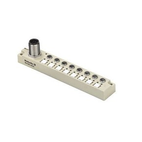 Концентратор M5 сигналов пассивный распределитель (С разъемом M12) SAI/8/S/3P/M5