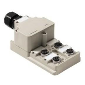 Концентратор M12 SAI (пассивный распределитель) SAI/4/M/5P/M12/ZF