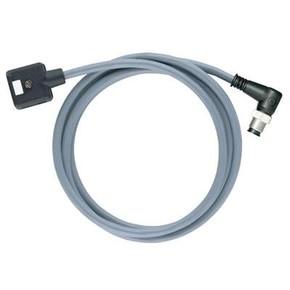 Клапанный штекер угловая диодная вилка A SIL/VS/M12W/1.5U