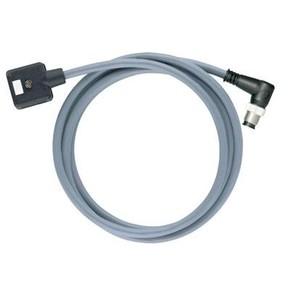 Клапанный штекер угловая диодная вилка CD SAIL/VS/M12W/1.5U