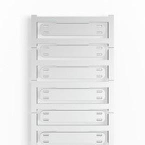 Маркировка кабеля SlimFix X 7-40мм (60x11мм, серый) SFX/11/60/MC/NE/GR