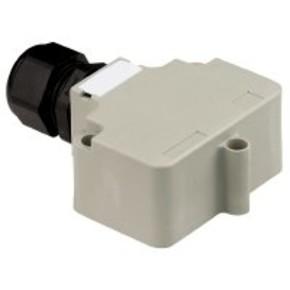 Концентратор M12 сигналов пассивный распределитель (Вариант с крышкой) SAI/4/6/8/MH/BL/3,5/SW