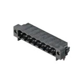 Штырьковый соединитель (фланец под пайку) 5.08 mm SL/SMT/5.08HC/06/270FH/1.5SN/BK/RL