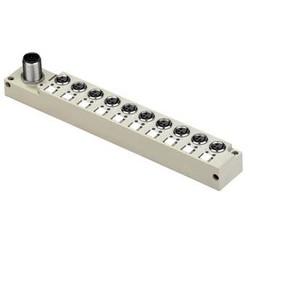 Концентратор M8 SAI (пассивный распределитель) SAI/10/S12/3P/M8/L