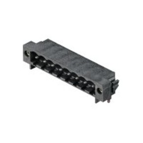 Штырьковый соединитель (фланец под пайку) 5.08 mm SL/SMT/5.08HC/05/270FH/1.5SN/BK/BX