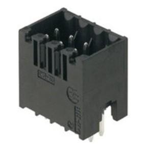 Штырьковый соединитель (бок закрыт) 3.50 mm S2L/SMT/3.50/04/180G/3.5SN/BK/BX