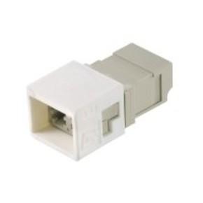 Розеточная вставка LC-Dplex IE/BI/LCD/SM/C