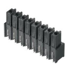 розеточная колодка (бок закрыт) 3.81 mm BCL/SMT/3.81/06/180/1.5SN/BK/BX