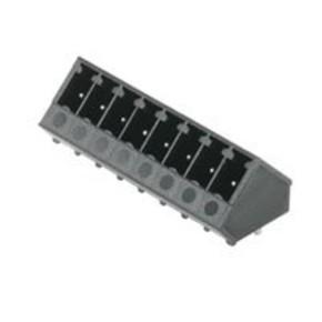 Штырьковый соединитель (бок закрыт) 3.81 mm SC/SMT/3.81/05/135G/1.5SN/BK/BX