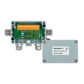 Стандартный концентратор с защитой от перенапряжения Profibus PA FBCon/PA/CG/2way/OVP