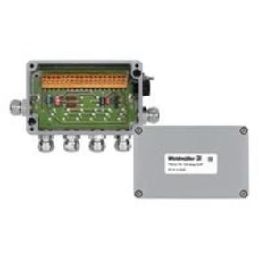 Стандартный концентратор с защитой от перенапряжения Profibus PA FBCon/PA/CG/4way/OVP