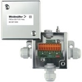 Стандартный концентратор с защитой от перенапряжения Profibus PA FBCon/SS/PCG/1way/OVP