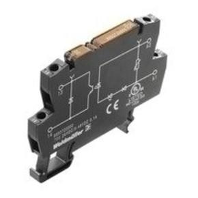 Твердотельные реле TERMOPTO TOS/230VAC/48VDC/0,1A