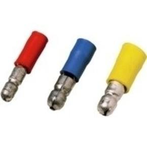 Кабельный наконечник изолированный 0.5мм-1.5мм LID/1,5M4/R