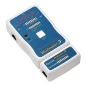 Пробник отсутствия обрыва в кабеле данных LAN/USB/TESTER