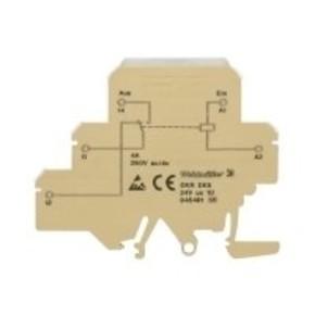 Релейный модуль DK-SERIES DKR/DK5/24VUC/1U