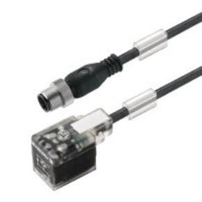Клапанный штекер вилка прямая B SAIL/VS/M12G/1.5U