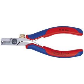 Ножницы-щипцы Knipex для удаления изоляции при работе с электронными устройствами, 130 мм